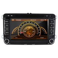 dvd gps vw golf - New Inch Double Din Car DVD Player for Volkswagen Android VW RADIO WIFI G Support Torque OBD2 CANBUS GPS Bluetooth