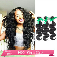 Wholesale Virgin Peruvian Body Wave Cheap Unprocessed Human Hair Weaving Natural Balck Peruvian Virgin Hair Bodywave Stockin US