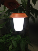 camping table - Portable led solar lamp for indoor and outdoor solar camping light solar table lamp