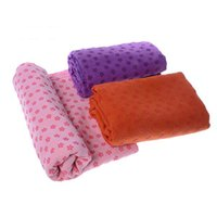 balance exercises for children - Non slip Yoga Mat Towel For The Cool Cold Weather Prevent The Cold For Yoga Training Keep Balance Exercise Towel Sweat Absorbent