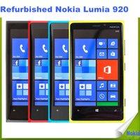windows mobile - Unlocked Nokia Lumia Refurbished Cellphone Windows Phone G LTE Dual Core GB RAM GB ROM NFC Wireless Charging Smart Mobile Phone