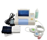 Wholesale CE Proved inch touch screen Fetal Monitor three parameters FHR TOCO Fetal Movement