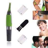 Wholesale Hot now Micro Touch Max Personal Ear Nose Neck Eyebrow Hair Trimmer Groomer Remover