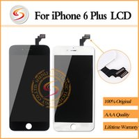 Wholesale Genuine Original For iPhone Plus LCD Inch Display With Touch Screen Digitizer Assembly Replacement