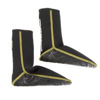 adult fin - SLINX Slip resistant mm Neoprene Diving Socks for Diving Snorkeling Swimming fins Swimwear Socks for Adult S M L XL Y0402