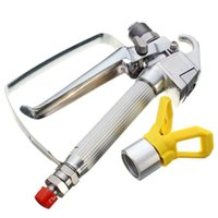 airless spraying machines - Airless Paint Spray Gun High Pressure No Gas Spraying Machine