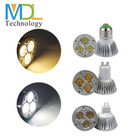 Cheap Cheap Price LED Bulb 3W GU10 MR16 E27 E14 B22 GU5.3 LED Spotlights CREE LED Lights 110V 220V Non-Dimmable Energy-saving Bulb Led Light Lamp
