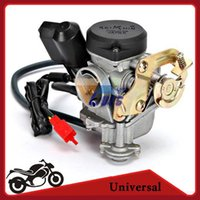Wholesale Accelerator Pump Carburetor with Fuel Filter For stroke GY6 cc cc scooters Motorcycle order lt no track