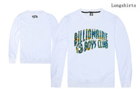 Pullover bbc clothing - 2016 New fashion Hip hop lovers male and female long sleeved coat skateboard clothing Men Sweatshirts size BBC thin neck sweater