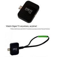 outdoor tv antenna - DVB T2 DVB T HD digital tv receiver support live tv without wifi for android or higher devices