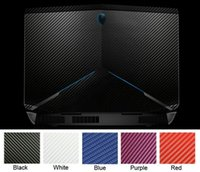 alienware - KH Laptop Special Carbon Cover Skin For DELL Alienware version New M17X