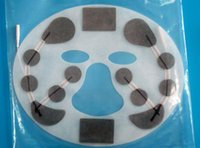 Wholesale TENS Facial massage electrode series professional facial self adhesive electrode pad for face lift with CE