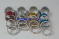 Wholesale 1 set new arrival fiber stem spacer headset washer fit mm fork mm bicycleparts