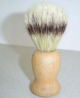 Wholesale Nature Boar Bristle Hair Wooden Handle Shaving brush Beard Brush
