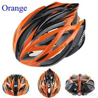 Wholesale Livestrong Cycling Helmet with LED Taillight Visor Mountain MTB Bike Bicycle Accessories Yellow Green Blue Orange red silver Yellow