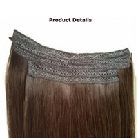 Wholesale HOT HOT HOT Clip in Hair Extensions g pc inches Multiple Colors Brazilian Hair Straight Human Hair Extension Reuse Restyle Soft Hair