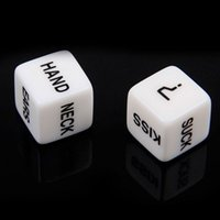 bachelor parties - Pair Erotic Dice Game Toy For Bachelor Party Fun Adult Couple Sex Novelty Gift