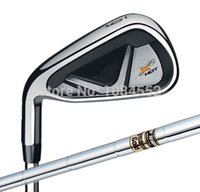 Cheap New X2 HOT PRO Irons With Ture Temper Dynamic Gold R300 Steel Shafts Golf Club #4-9PAS Left Hand
