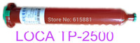 Wholesale TP UV Glue LOCA liquid optical clear adhesive for touch screen galaxy S4 i9500 S3 note iPhone stick lcd