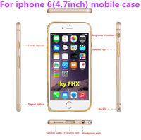 Wholesale Super Luxury Aluminum Metal Case Ultra Thin mm Aluminium Frame Bumper Cases For iphone Air G TH iphone6 quot