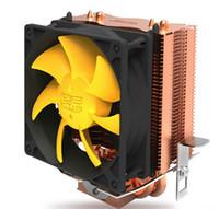 side socket - 2015 Hot Sale Pccooler Retail box mm fan heatpipe tower side blown Intel Socket AM2 AM3 FM1 FM2 CPU cooler