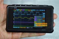 Wholesale DSO203 Nano Mini DSO Pocket Size V2 Quad Pocket CH Digital Oscilloscope order lt no track