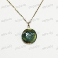 ceramics - Fashion Vintage Accessories Ceramic Necklace Pendant Jewelry for Women