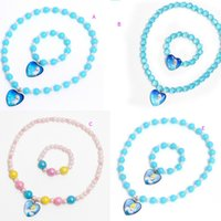 act glass - New Fashion necklace Alsa Necklace bracelet Cinderella Necklace slipper hand act the role of suit princess glass sweater chain hot sale