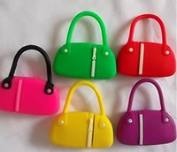 china wholesale handbags - handbag shape usb flash drive customize logo by guest