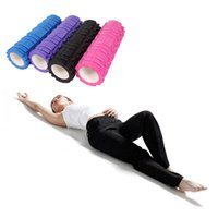 Wholesale Wholesales Soft Yoga Foam Roller Trigger Point Circle Therapy Gym Massage Foam Roller