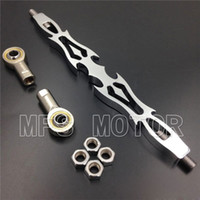 Wholesale Motorcycle For Harley Softail FXDWG Dyna Wide Glide FLHR FLHT CHROME Spear Shift Linkage
