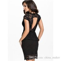 Wholesale Cheap Suit For Women Lace Style Slim Best Dress For Working Or Outing High Quality Office Dress