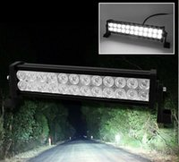 used trucks - Outdoor light for convenience use W LED Work Driving Light Bar Lamp Bulb Spot Flood for Boat Truck SUV ATV OffRoad Car sportlight quot