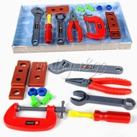 Wholesale Hot sale boys tool set toys high artificial tools toy set for boys years old educational toys set