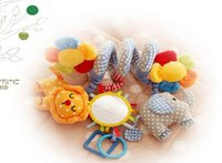Wholesale High quality baby plush toys cloth art educational toys with music