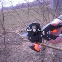 Wholesale New Pro Practical Mountain Land Garden Bloom Fruit Tree Pruning Shears Scissor Grafting Tool Blade Cutting