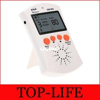 Wholesale Multifunction Portable in Electronic Metronome and Tone Generator ENO EM Guitar Accessories