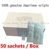 Wholesale US origin Sachets Box jeunesse instantly ageless products instant face lift serum Anti Puffiness anti aging argireline cream