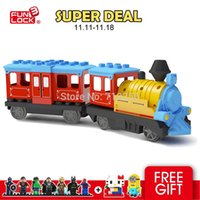 Cheap Duplo battery operated engine with wagon FUNLOCK