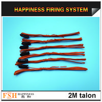 gun powder - Meter Talon igniters Safety fuse Electric Match talon ignitor without Pyrogen without Gun Powder for Fireworks Display