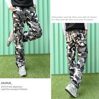 mens cargo pants - mens army military pants outdoor trousers men casual new men s multi pocket overalls camouflage fashion casual sweatpants free shiing