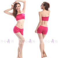 Cheap 8colors belly dance accessories Belly dance Safety of pants underwear safety pants indian dance basic underwear