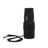 Cheap 16X52 Dual Focus Antireflection Non-infrared Night Vision HD Monocular Telescope with Lanyard OT0154
