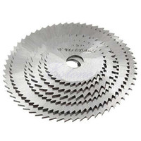 Wholesale Cutting Discs Mandrel HSS Rotary Circular Saw Blades Tool For Dremel Cutoff set