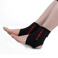 Wholesale Tourmaline Self Heating Magnetic Therapy ankle Brace Support