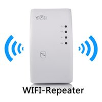 Wholesale Original WIFI Repeater High Quality Mbps V Wireless N Repeater Strengthen Singnal N B G WPS EU US