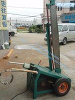 log splitter - Electric Wood Slasher Log Splitter Woodworking Machine Wood Saw Cutting Machine Chain saw
