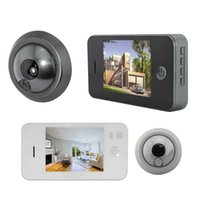 Wholesale 3505 electronic cat s eye family support by electronic doorbell video pictures The biggest support gb TF card