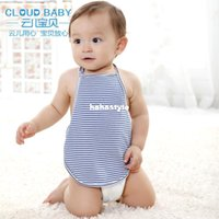 Wholesale Spring newborn baby cloud baby bamboo fiber lace apron twists nursing baby belly supplies_DDY0929