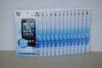 Wholesale High Quality Cell Phone Screen Protectors Clear Guard Film For iPhone Plus S Galaxy S5 S4 S3 Note Note3 Note2 With Retail Box